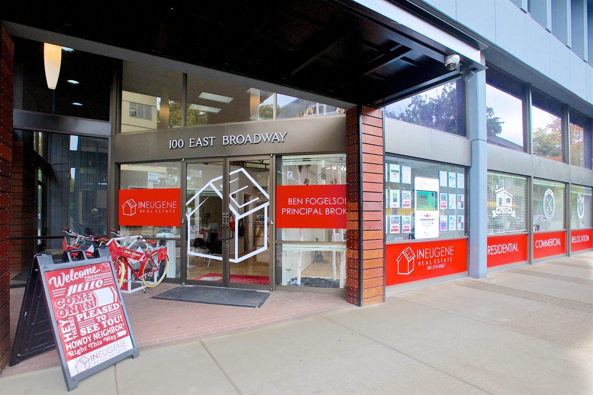 Eugene Oregon Real Estate Agency
